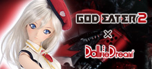 GOD EATER2:ゴッドイーター2×Dollfie Dream(R) DD「アリサ」