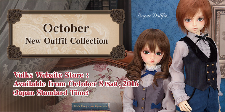 October New Outfit Collection 2016