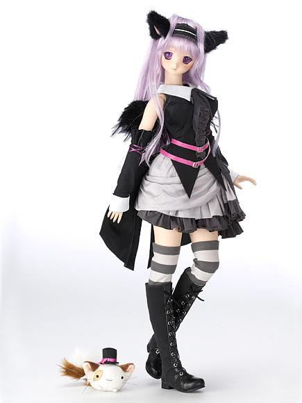 天羽美羽的cosplay服装什么样子?