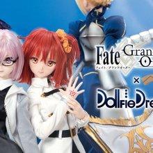 DD受注限定企画「Fate/Grand Order×DD」お届け開始!