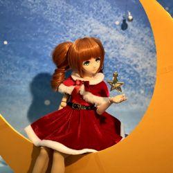 メイン撮影スペースを「クリスマス」に変更しました☆