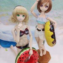 7月新作ドレスにもピッタリ♪メイン撮影スペースを「リゾートビーチ」に変更しました☆