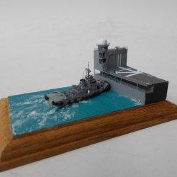 お客様のスケールモデル作品紹介 『YT58曳船』