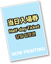 Half-day ticket