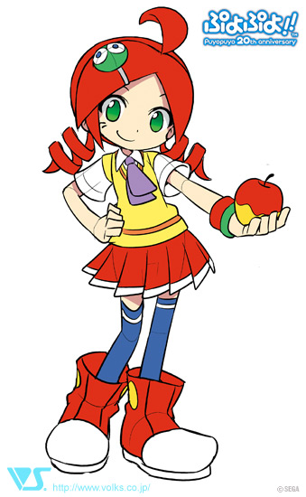 Characters Ringo Charagumin Official Site