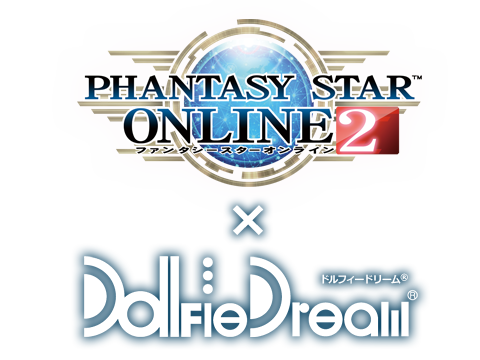 Phantasy Star Online 2×Dollfie Dream®